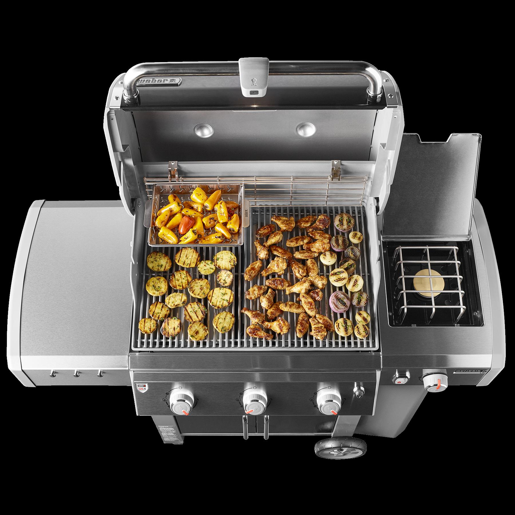 Genesis® II LX E-340 GBS Gas Barbecue
