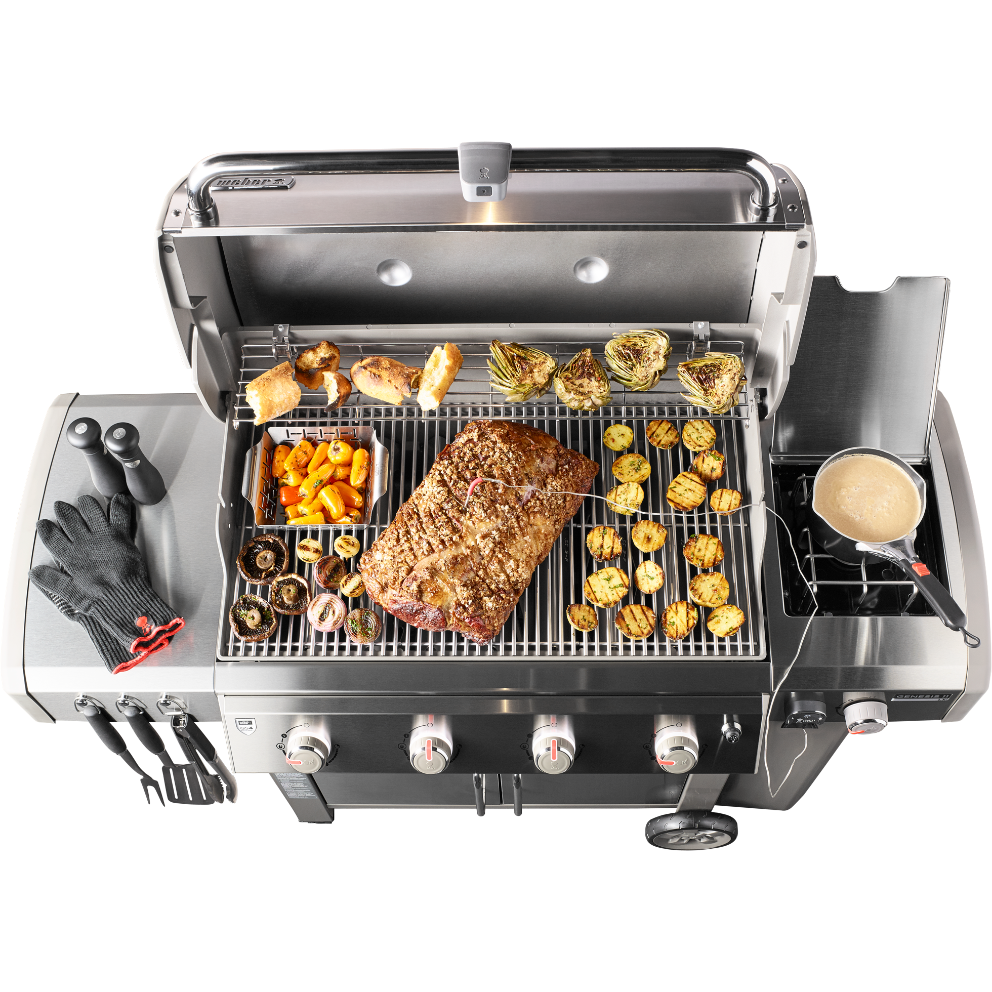Genesis® II LX S-440 GBS Gas Barbecue