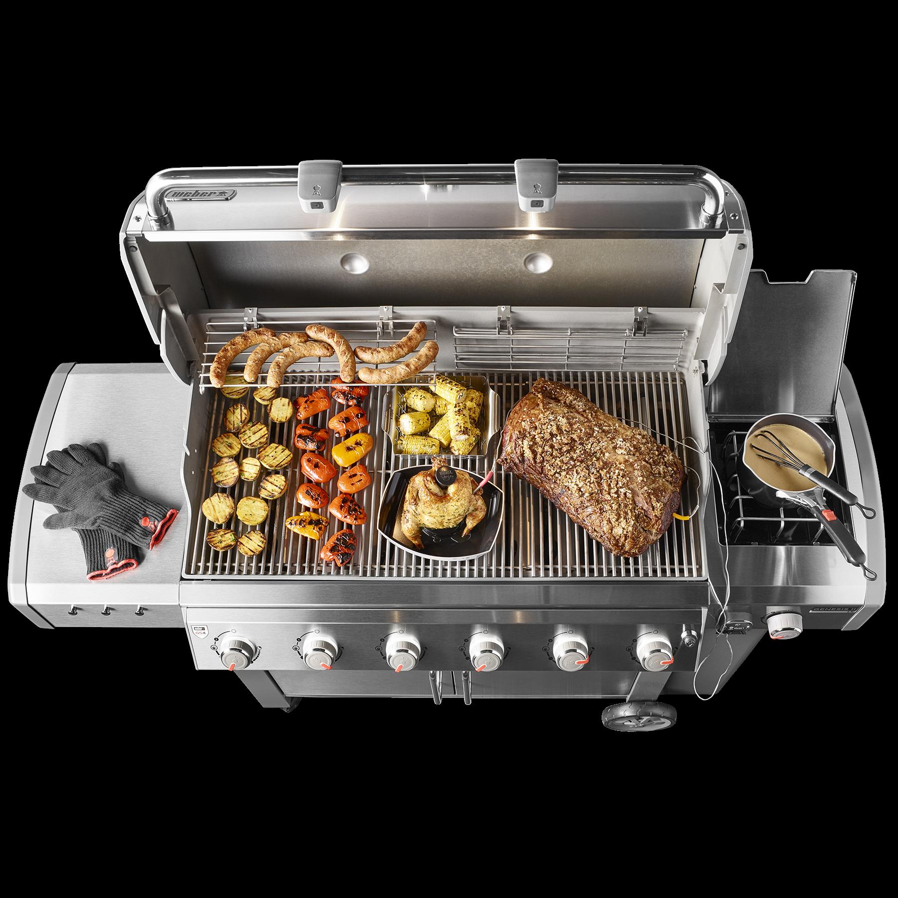 Barbecue à gaz Genesis® II LX S-640 GBS