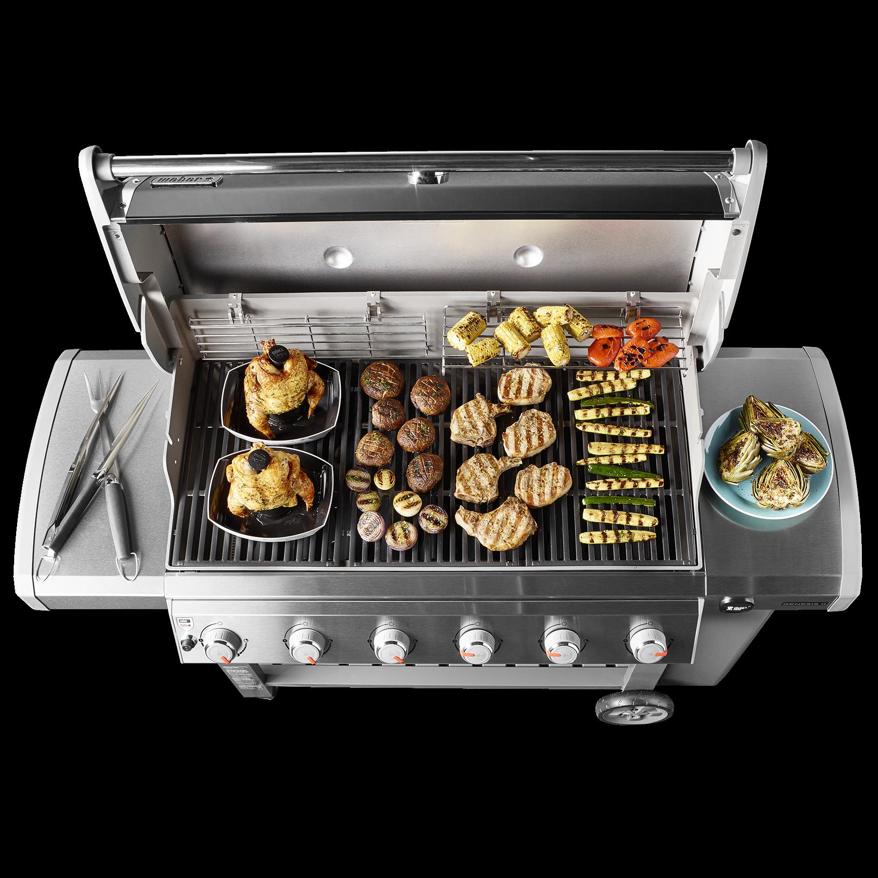 Genesis® II E-610 GBS Gasbarbecue