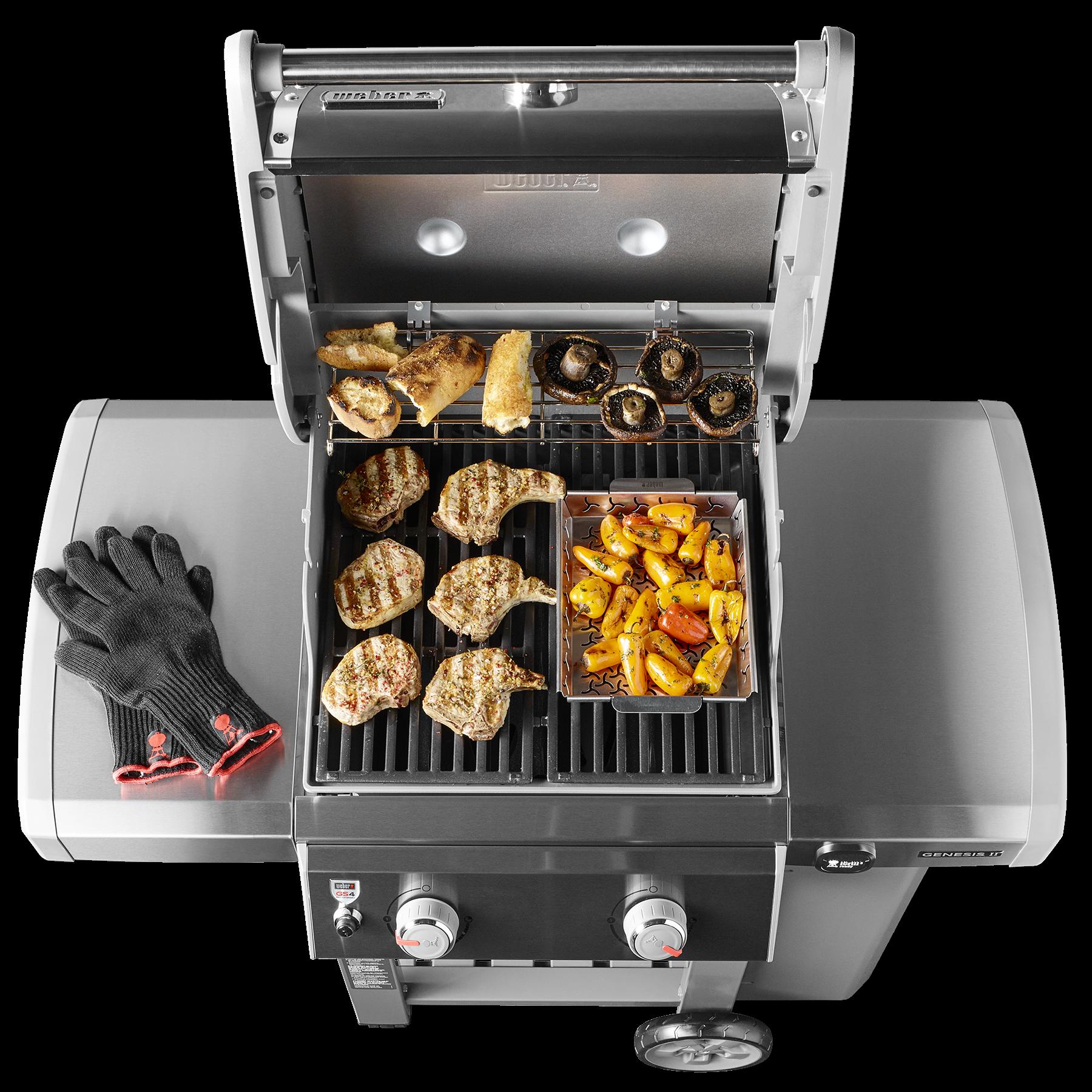 Barbecue à gaz Genesis® II E-210 GBS